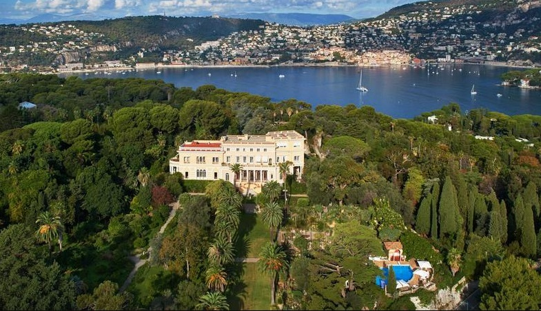 Highest ever price for a property on the French Riviera