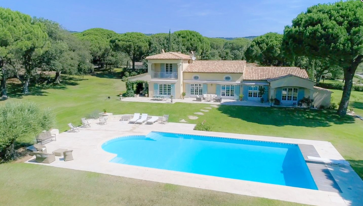 Exceptional Properties on the French Riviera/Var Coast