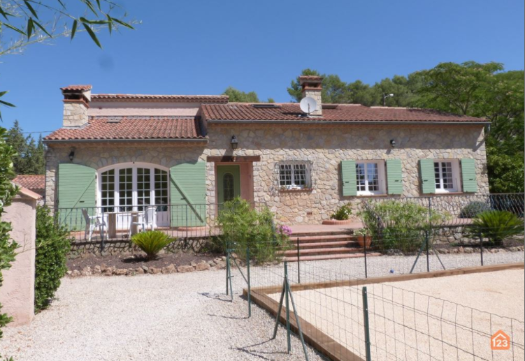 4 bed House - Villa For Sale in Toulon Area,