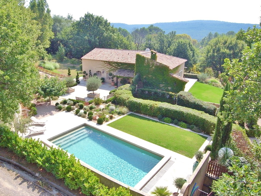 7 bed House - Villa For Sale in Provence Verte - Haut Var,