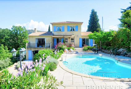 5 bed House - Villa For Sale in Lorgues Draguignan area,