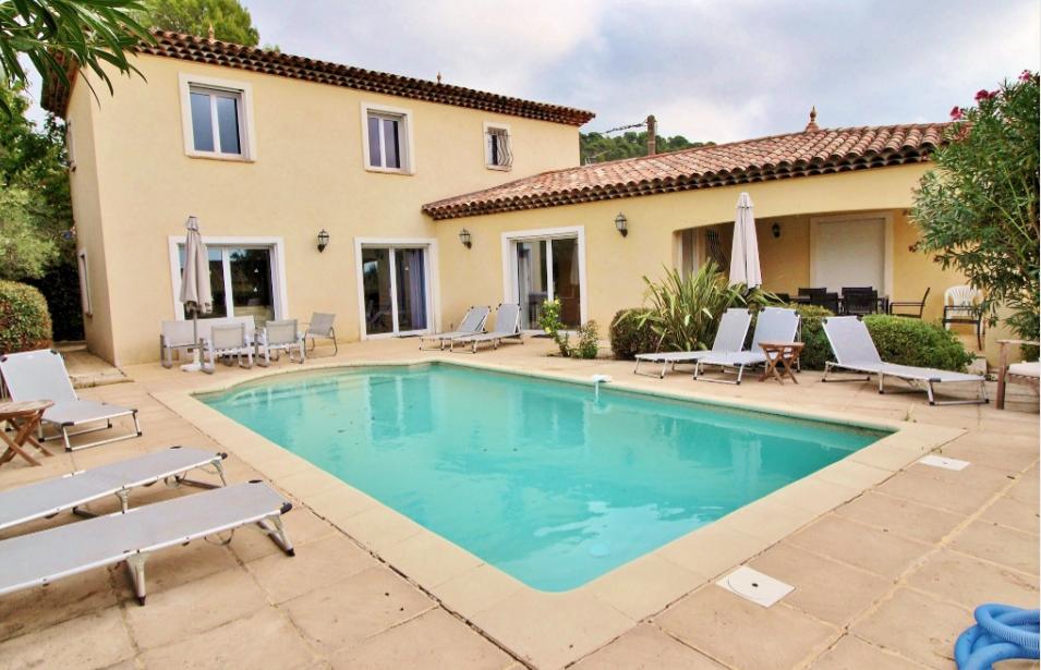 5 bed House - Villa For Sale in Lorgues Draguignan area,