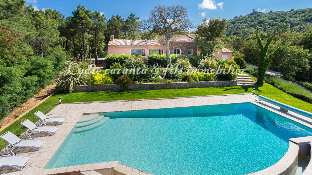 6 bed House - Villa For Sale in Saint Tropez Area,